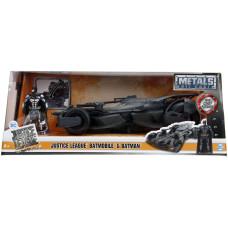 Набор Justice League - Hollywood Rides - Batmobile & Batman (1:24, 7 см)