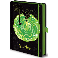 Записная книжка Rick & Morty - Portals