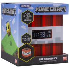Будильник Minecraft - TNT