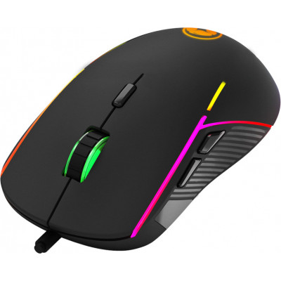 Мышь Marvo игровая проводная G924 с подсветкой RGB