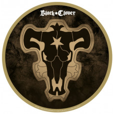 Коврик для мыши Black Clover - Black Bull Emblem
