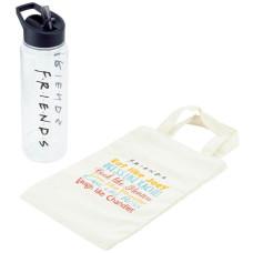 Подарочный набор Friends (бутылка для воды / сумка)