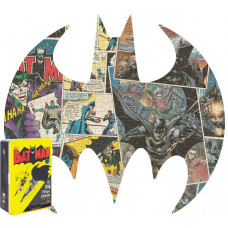 Пазл DC Comics - Batman (Montage of Comic Book Pages)
