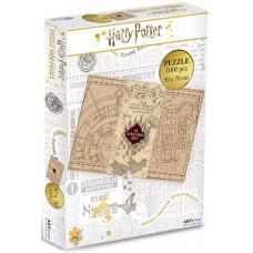 Пазл Harry Potter - Marauder's Map