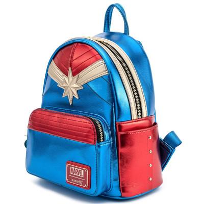 Рюкзак Loungefly Мини Avengers - Captain Marvel Cosplay MVBK0118