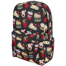 Рюкзак Hello Kitty - Snacks (AOP)