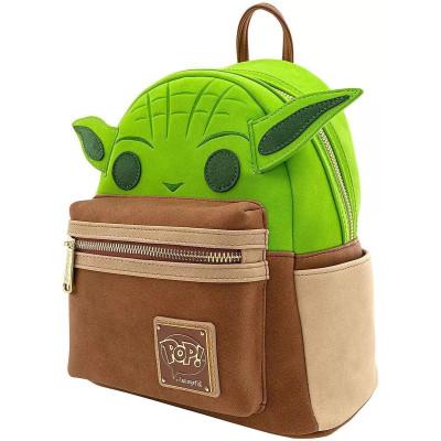 Рюкзак Loungefly Мини Star Wars - Yoda Cosplay STBK0156