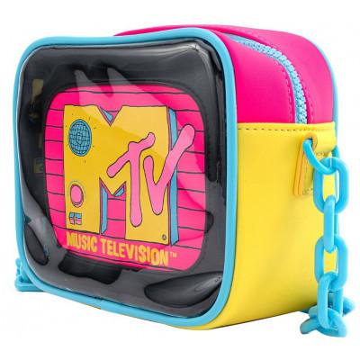 Сумка Loungefly через плечо MTV Television MTVTB0001