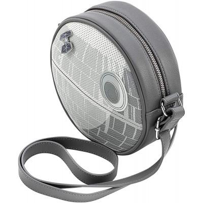 Сумка Loungefly через плечо Star Wars - Death Star STTB0182