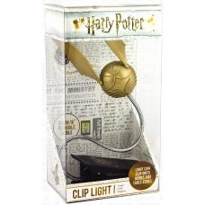 Лампа Harry Potter - Golden Snitch
