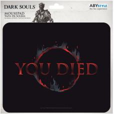 Коврик для мыши Dark Souls - You Died
