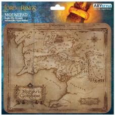 Коврик для мыши Lord of the Rings - Rohan & Gondor Map
