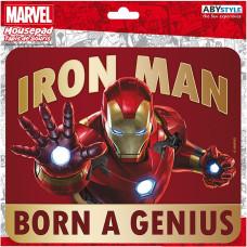 Коврик для мыши Iron Man - Born a Genius