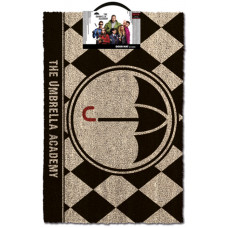Коврик придверный The Umbrella Academy - Icon (40x60 см)