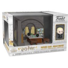 Набор Harry Potter - Mini Moments - Potion Class & Draco Malfoy