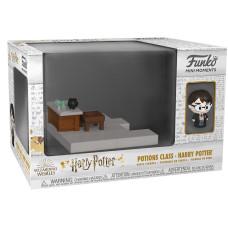 Набор Harry Potter - Mini Moments - Potion Class & Harry Potter