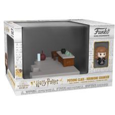 Набор Harry Potter - Mini Moments - Potion Class & Hermione Granger