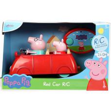 Игрушка Peppa Pig - Red Car (Remote Control) (18 см)