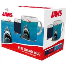 Кружка Jaws - Terrible Threat (Heat Change) (320 мл)