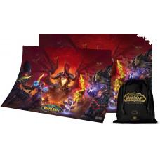 Пазл World of Warcraft: Classic - Onyxia