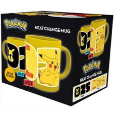 Кружка Pokemon - Pikachu 25 (Heat Change) (320 мл)