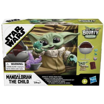 Набор Hasbro Star Wars: The Mandalorian - The Bounty Collection - Grogu's Hover-Pram F2854