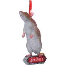"Декоративное подвесное украшение Harry Potter - Ron Weasley's Rat ""Scabbers"" (9 см)"