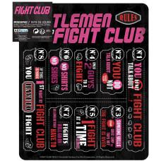 Коврик для мыши Fight Club - Fight Club Rules