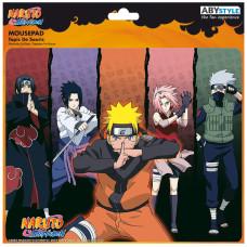 Коврик для мыши Naruto Shippuden - Ninjas of Konoha