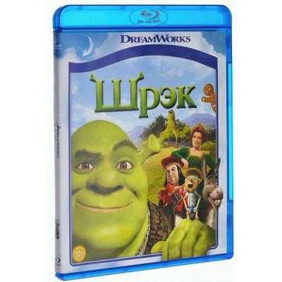 Шрэк [Blu-ray]