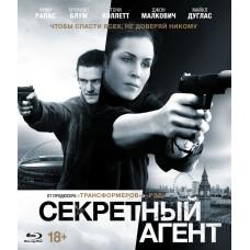 Секретный агент (2017) [Blu-ray]