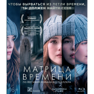 Матрица времени [Blu-ray]