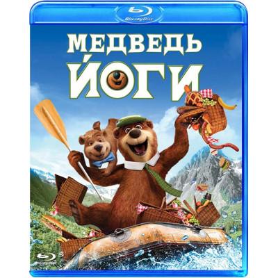 Медведь Йоги [Blu-ray]