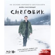 Снеговик (2017) [Blu-ray]