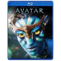 Аватар (Платиновое издание) [3D Blu-ray + 2D версия]