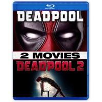Дэдпул + Дэдпул 2 (Коллекционное издание) [Blu-ray]