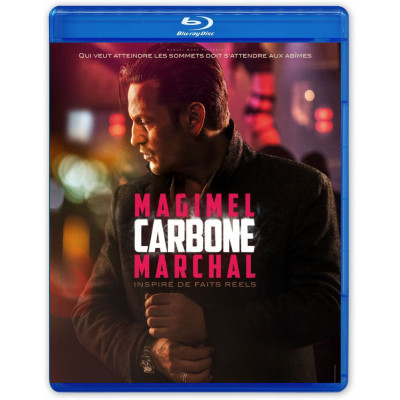 Углерод [Blu-ray]