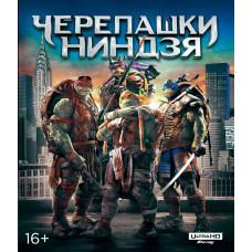 Черепашки-ниндзя [4K UHD Blu-ray]