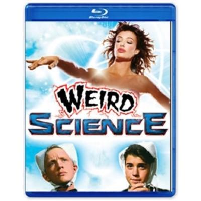 Ох уж эта наука! [Blu-ray]