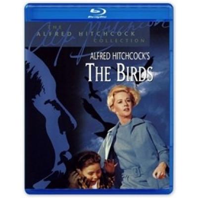 Птицы (Шедевры А Хичкока) [Blu-ray]