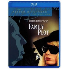 Семейный заговор (Шедевры А Хичкока) [Blu-ray]