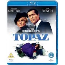Топаз (Шедевры А Хичкока) [Blu-ray]