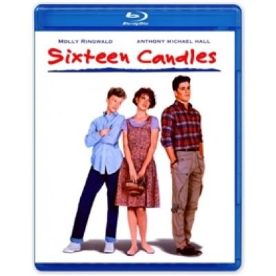 Шестнадцать свечей [Blu-ray]