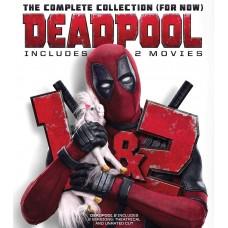 Дэдпул + Дэдпул 2 (+ Super Duper Cut) (Коллекционное издание) [Blu-ray]