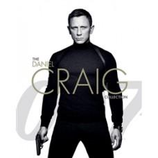 Дэниэл Крейг (Коллекция 007) [Blu-ray]