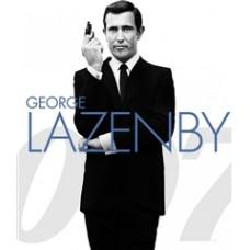 Джордж Лэзенби: На секретной службе ее Величества (Коллекция 007) [Blu-ray]