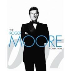 Роджер Мур (Коллекция 007) [Blu-ray]