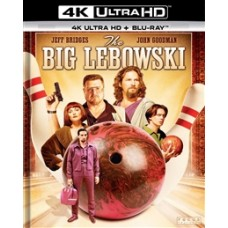 Большой Лебовски [4K UHD Blu-ray + Blu-ray]