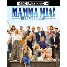 Mamma Mia! 2 [4K UHD Blu-ray]