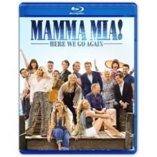 Mamma Mia! 2 (Специальное издание) [Blu-ray + DVD]